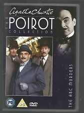 THE ABC MURDERS - Agatha Christie POIROT COLLECTION 3 - UK DVD - David Suchet