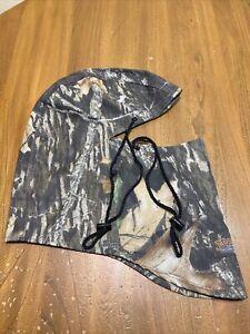 Scentlok Odor Eliminating Technology Hunting Hood Mask One Size Mossi Oak break