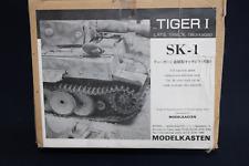 Modelkasten SK-1 Bewegliche Panzerketten für den Tiger I späte Ausführung