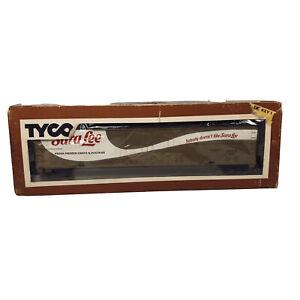 Vintage HO Tyco Sara Lee 60' Advertising Boxcar ERDX # 10061 Car B