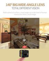 SQ11 Mini Spy Hidden DV DVR Camera Full HD 960P/1080P Camcorder Night-Vision Cam