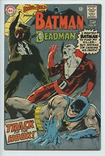 1968 DC BRAVE AND THE BOLD #79 DEADMAN APP. NEAL ADAMS COVER 9.0  VF/NM  S1