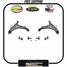Talon Eclipse Control Arms W/Ball Joint Sway Bar Links & Tie Rods
