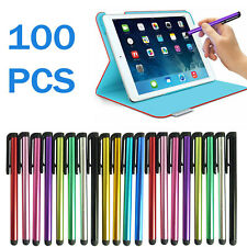 100x Universal Stylus Touch Screen Pen For All Phone Tablet PC Tab iPad iPhone