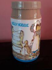 Original 1979 Holly Hobbie Drinks Flask. No cup. Aladdin Industries