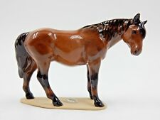 Hagen-Renaker Liberty Belle Morgan Mare Bay #3262 ~ Sculpted By Maureen Love