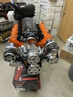 CHEVY 6.0L - 530HP COMPLETE CRATE ENGINE PRO-BUILT/ 366 /370 LQ LS2 LS6 6.2 Ls3