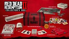 Red Dead Redemption 2 Collectors Edition Box -  PS4 Xbox One - New & Sealed