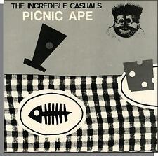 "The Incredible Casuals - Picnic Ape - 1982 7"" 45 RPM Single!"