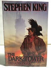 Dark Tower I: The Gunslinger, First Edition, First Plume Print SC, Stephen King
