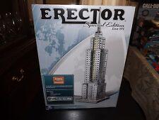 ERECTOR SPECIAL EDITION, EMPIRE STATE BUILDING, 961 PARTS, #6024598, NIB, 2014