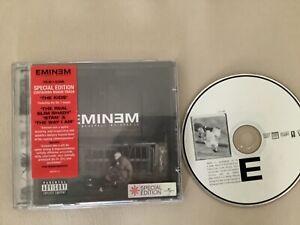 Eminem The Marshall Mathers LP CD Album Special Edition 19 Tracks (Bonus Track)