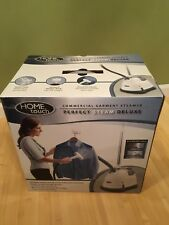 Home Touch Commercial Garment Steamer Perfect Steam Deluxe! PS-250