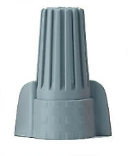 Winged Gray Wire Connector 18-10, 250/bag