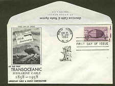 1112 ATLANTIC CABLE FDC NEW YORK, NY 1st ATLANTIC CABLE & RADIO CORP UNADDRESSED