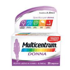 Multicentrum Donna Integratore Alimentare Specifico 30 Compresse
