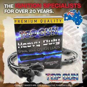 TOP GUN Spiral Wire Spark Plug Ignition Leads Set for Toyota Avalon Camry Vienta