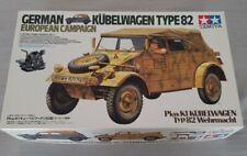 1:16 Tamiya German Kubelwagen Type 82 European Campaign