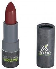 Boho Green Révolution Rouge À Lèvres Transparent Mat Brique 308