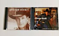 George Strait, CDs, Lot Of 2