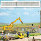 HO Construction safety fence - OO/ho scenery Busch 1024