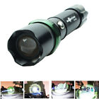 Tactical 10000LM Zoomable CREE XML T6 LED Flashlight 3 Modes Torch Light Lamp