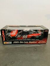 SIGNED Carl Edwards 99 Office Depot 2005 Team Caliber Pit Stop Series 1/24 12W