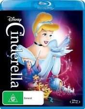 Cinderella = NEW Blu-Ray Region B