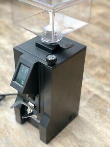 Eureka MIGNON SPECIALITA 55 Espressomühle * schwarz/s. *Timer 1&2 Tassen* DELUXE