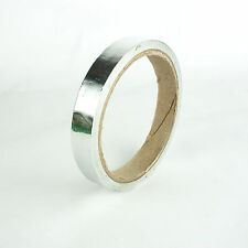 15mm Wide Aluminium Foil Blanking Tape For 4mm Polycarbonate Sheet