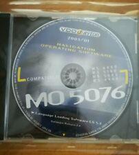 VDO Dayton MO5076  SOFTWARE FIRMWARE CD für MS4900 MS5000 MS5100 MS6000