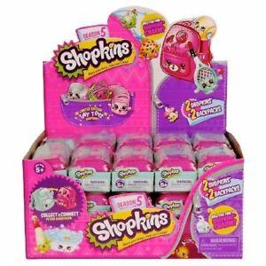 Shopkins S5 Season 5 baskets (2 pack) - Case of 30 factory sealed box