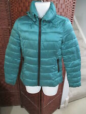 Women's ANA Packable Jacket With Hood Size Small Puffer