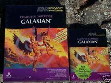 Galaxian Atari 800/XL/XE Cartridge NIB small box