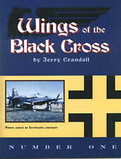 NEW Wings of the Black Cross, Vol. 1 by Jerry Crandall