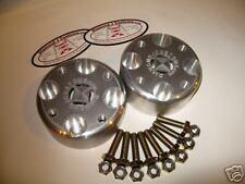 "Honda TRX 90, 90X & 90EX, 2"" Thick, 4/85mm Aluminum Rear ATV Wheel Spacers"