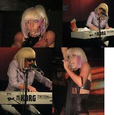 Lady GaGa RARE concert pictures/video clips from Private shows!