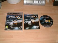 SHIFT 2 UNLEASHED LIMITED EDITION ......PS3 PLAYSTATION 3 GAME