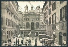 Genova città COLLA Foto FG cartolina EE4058