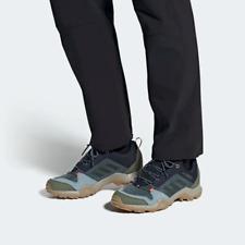Adidas Mens Terrex AX3 Blue Hiking Walking Shoes Outdoor EF0339 UK 9, 9.5, 11.5