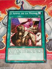 Carte YU GI OH L'APPEL DE LA MOMIE GLD5-FR040 x 3