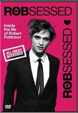 ROBSESSED-Robert Pattison-Region 4-As New!