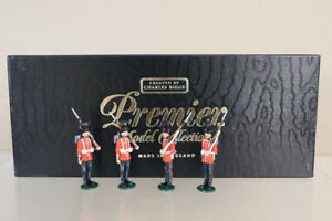 BRITAINS 2001 BIGGS WWI COLDSTREAM GUARDS STANDING to ATTENTION MINT BOXED oa