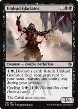 x4 Undead Gladiator MTG Masters 25 M/NM, English
