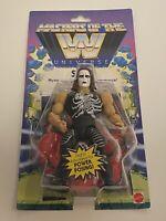 WWE He-Man Master of The Universe Sting Action Figure MOTU Mattel NEW NIB
