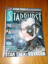 STARBURST #242 BRITISH SCI-FI MONTHLY MAGAZINE OCTOBER 1998 STAR TREK VOYAGER