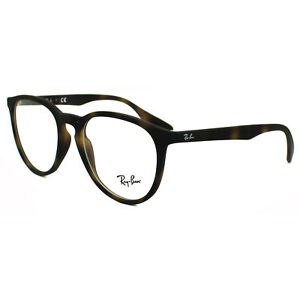 Ray-Ban Glasses Frames 7046 5365 Rubberised Havana Clear