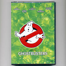 PG comedy sci-fi movie Ghostbusters, new DVD Murray Aykroyd Ramis Moranis Weaver