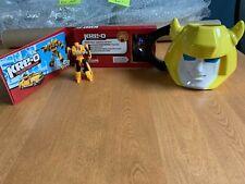 Transformers Misc Lot of Three - Mug, Figure, Kre-O