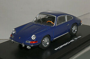 1/43 Porsche 901 Blue 1964